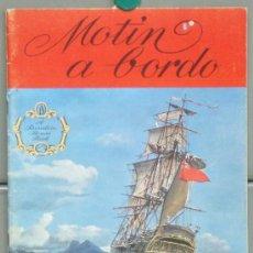Cine: G4076 REBELION A BORDO MARLON BRANDO LEWIS MILESTONE GUIA ESPECIAL ORIGINAL INGLESA. Lote 31146239