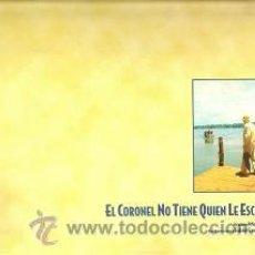Cine: EL CORONEL NO TIENE QUIEN LE ESCRIBA. ARTURO RIPSTEIN.. Lote 31483877
