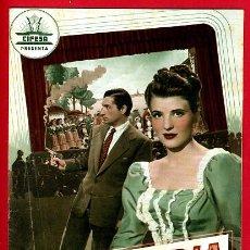 Cinema: GUIA CINE, CIFESA , ULTIMO DIA , TIPO REVISTA , ORIGINAL ,G918. Lote 31726181