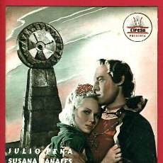 Cinema: GUIA CINE, CIFESA , AMAYA , TIPO REVISTA , ORIGINAL ,G928. Lote 31726344