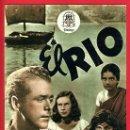 Cine: GUIA CINE, PROCINES , EL RIO , TIPO REVISTA , ORIGINAL ,G940. Lote 31726528