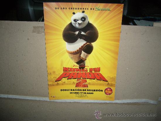 KUNG FU PANDA 2 GUIA ORIGINAL (Cine - Guías Publicitarias de Películas )