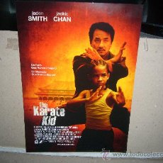 Cine: THE KARATE KID JACKIE CHAN GUIA ORIGINAL . Lote 31730911