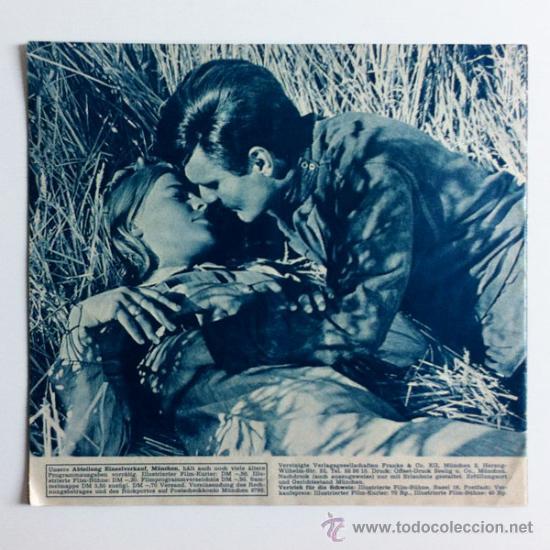 Cine: Doktor Schiwago (Doctor Zhivago) - Guia Original Germany 1965 - Illustrierter Film-Kurier #208 - Foto 2 - 32011357
