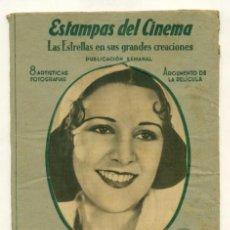 Cine: ESTAMPAS DEL CINEMA - SU NOCHE DE BODAS - 8 FICHAS FOTOCROMOS CON GUION EN TRASERA. Lote 32282131