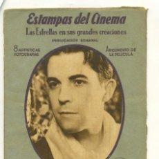 Cine: ESTAMPAS DEL CINEMA - SEVILLA DE MIS AMORES - 8 FICHAS FOTOCROMOS CON GUION EN TRASERA. Lote 32282172