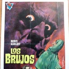 Cine: LOS BRUJOS. Lote 32375952
