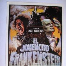 Cine: EL JOVENCITO FRANKENSTEIN 10 GUIAS A ELEGIR 25€ EUROS . 100 GUIAS 130€. Lote 198050837