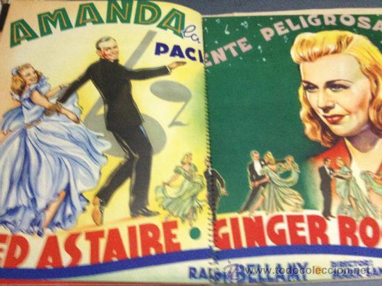 Cine: ASTORIA FILMS S.A. 1943-44 - Foto 3 - 33328481