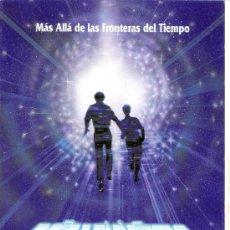 Cine: MILLENNIVN. GUIA ORIGINAL SENCILLA DE ESTRENO DE LA PELICULA. Lote 33445372