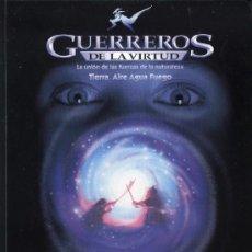 Cine: P-10352- GUERREROS DE LA VIRTUD (WARRIORS OF VIRTUE) ANGUS MACFADYEN - MARIO YEDIDIA. Lote 33546379