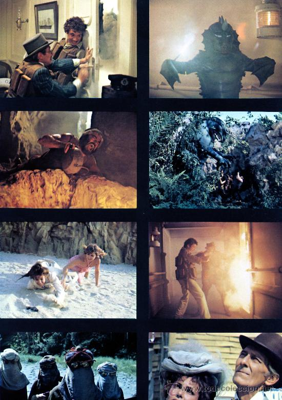 Cine: MISTERIO EN LA LA ISLA DE LOS MONSTRUOS 1981 (GUIA ORIGINAL DE LUJO 8 PAGINAS CON FOTOS) J.PSIMON - Foto 4 - 34291432