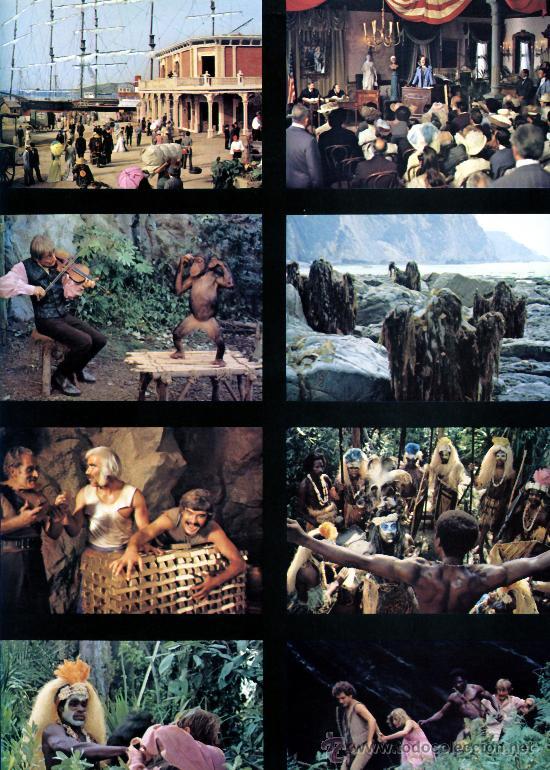 Cine: MISTERIO EN LA LA ISLA DE LOS MONSTRUOS 1981 (GUIA ORIGINAL DE LUJO 8 PAGINAS CON FOTOS) J.PSIMON - Foto 5 - 34291432