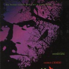 Cine: P-10230- LA MITAD OSCURA (THE DARK HALF) (TIMOTHY HUTTON - MICHAEL ROOKER - AMY MADIGAN). Lote 34469582