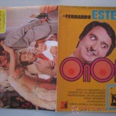 Cine: ONOFRE FERNANDO ESTESO AGATA LYS BARBARA REY - GUIA PUBLICITARIA ORIGINAL ESTRENO. Lote 34888939