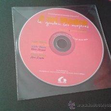Cine: CD MATERIAL GUÍA PUBLICITARIA MULTIMEDIA PRENSA A MI MADRE LE GUSTAN LAS MUJERES LEONOR WATLING. Lote 34976064