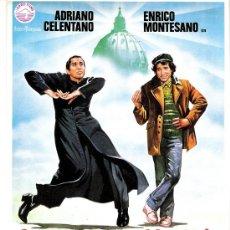 Cine: HORACIO Y EL BAILON DE DON FULGENCIO GUIA ORIIGINAL SENCILLA DEL ESTRENO DE LA PELICULA. Lote 56914891
