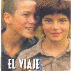 Cine: EL VIAJE DE CAROL. GUIA ORIGINAL ESTRENO.. Lote 35309082