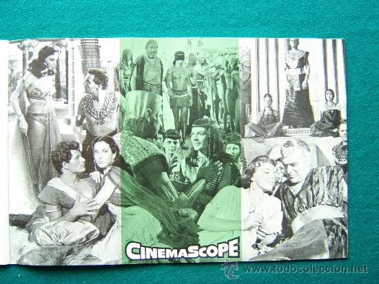 Cine: TIERRA DE FARAONES - HOWARD HAWCKS - JACK HAWKINS - JOAN COLLINS - ILUSTRADO MCP - 1955 - ESTRENO - Foto 7 - 35449521
