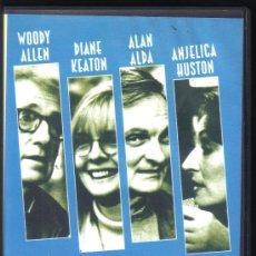 Cinema: CARATULA DE VHS - MISTERIOSO ASESINATO EN MANHATTAN - CON W. ALLEN. Lote 36434509