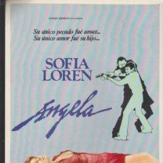 Cine: ANGELA. GUÍA DE CB FILMS.. Lote 37591611