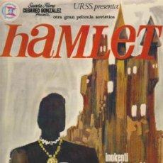 Cine: HAMLET. GUÍA DE SUEVIA FILMS.. Lote 37791064