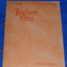 Cine: REY SORIA FILMS - 1947 - 1948 - WARNER BROTHERS - BETTE DAVIS. Lote 37808821