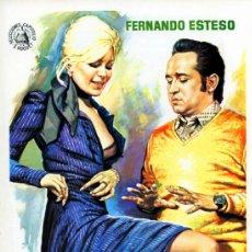 Cine: VIRILIDAD A LA ESPAÑOLA 1975 ( GUIA ORIGINAL) FERNANDO ESTESO - BARBARA REY - DISEÑO MAC. Lote 143717562