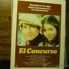 Cine: GUIA EL CONCURSO .-RICHARD DREYFUSS. Lote 37956347