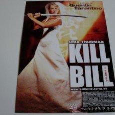 Cine: KILL BILL VOLUME 2 - GUIA. Lote 176860973