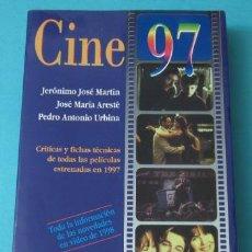 Cine: CINE 97. CRÍTICAS Y FICHAS TÉCNICAS. MARTÍN / ARETÉ / URBINA. Lote 39274533
