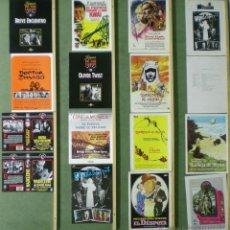Cine: TP36 DAVID LEAN COLECCION 7 GUIAS ORIGINALES + 4 DOSSIER DE PRENSA + 1 PRESSBOOK + 6 CLICHES. Lote 39313976