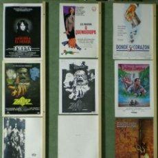 Cine: TP43 JOHN BOORMAN COLECCION 10 GUIAS ORIGINALES + 4 DOSSIER DE PRENSA + 2 PROGRAMAS + 1 CLICHE. Lote 39329130
