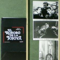 Cine: TP98 MARTES Y 13 COLECCION 2 DOSSIER + 4 FOTOS. Lote 39434860