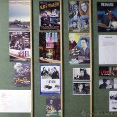 Cine: TQ72 AKI KAURISMAKI COLECCION 4 GUIAS ORIGINALES + 2 PRESSBOOK + 3 DOSSIER + 2 FOTOS. Lote 39492246
