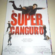 Cine: EL SUPER CANGURO JACKIE CHAN GUIA ORIGINAL Q. Lote 39674828