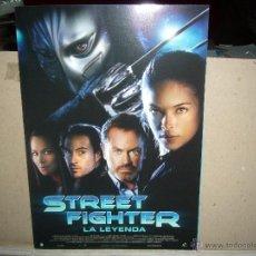 Cine: STREET FIGTHER LA LEYENDA GUIA ORIGINAL. Lote 40114662