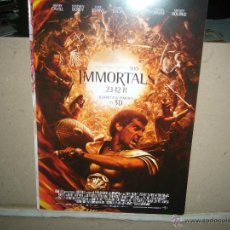 IMMORTALS 3D GUIA ORIGINAL