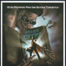 Cine: GUIA PUBLICITARIA DE CINE DE LA PELICULA CABALLERO DEL DIABLO. BILLY ZANE.. Lote 40176459