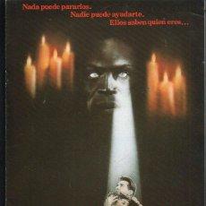 Cine: GUIA PUBLICITARIA DE CINE DE LA PELICULA LOS CREYENTES. MARTIN SHEEN, HELEN SHAVER. Lote 40223045
