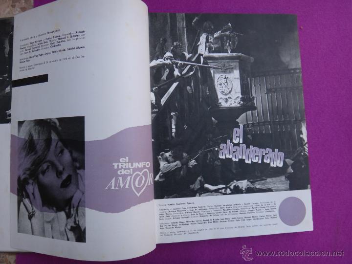 Cine: ESPECTACULAR LIBRO, GUIA , GUIAS CINE , CESAREO GONZALEZ, SUEVIA FILMS, 1940 1965 , VER FOTOS - Foto 3 - 40367554