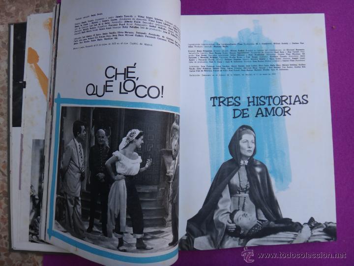 Cine: ESPECTACULAR LIBRO, GUIA , GUIAS CINE , CESAREO GONZALEZ, SUEVIA FILMS, 1940 1965 , VER FOTOS - Foto 7 - 40367554