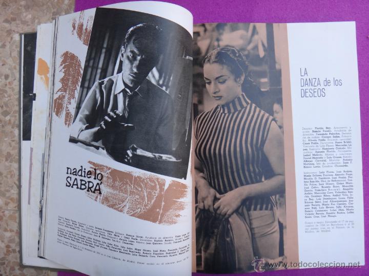 Cine: ESPECTACULAR LIBRO, GUIA , GUIAS CINE , CESAREO GONZALEZ, SUEVIA FILMS, 1940 1965 , VER FOTOS - Foto 8 - 40367554