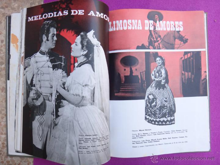 Cine: ESPECTACULAR LIBRO, GUIA , GUIAS CINE , CESAREO GONZALEZ, SUEVIA FILMS, 1940 1965 , VER FOTOS - Foto 9 - 40367554