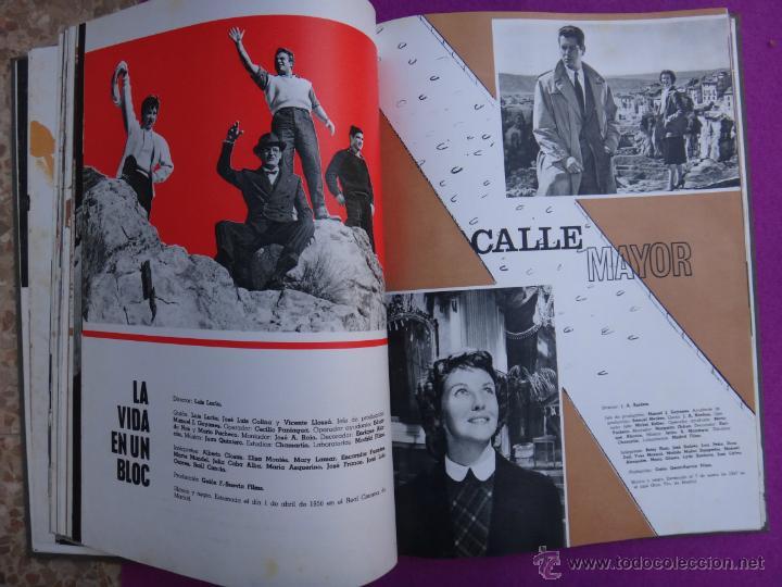 Cine: ESPECTACULAR LIBRO, GUIA , GUIAS CINE , CESAREO GONZALEZ, SUEVIA FILMS, 1940 1965 , VER FOTOS - Foto 10 - 40367554