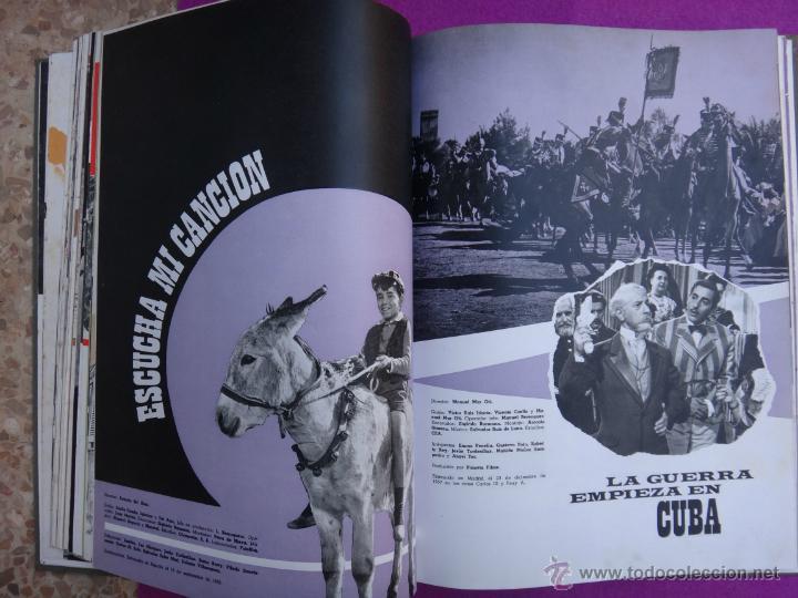 Cine: ESPECTACULAR LIBRO, GUIA , GUIAS CINE , CESAREO GONZALEZ, SUEVIA FILMS, 1940 1965 , VER FOTOS - Foto 11 - 40367554