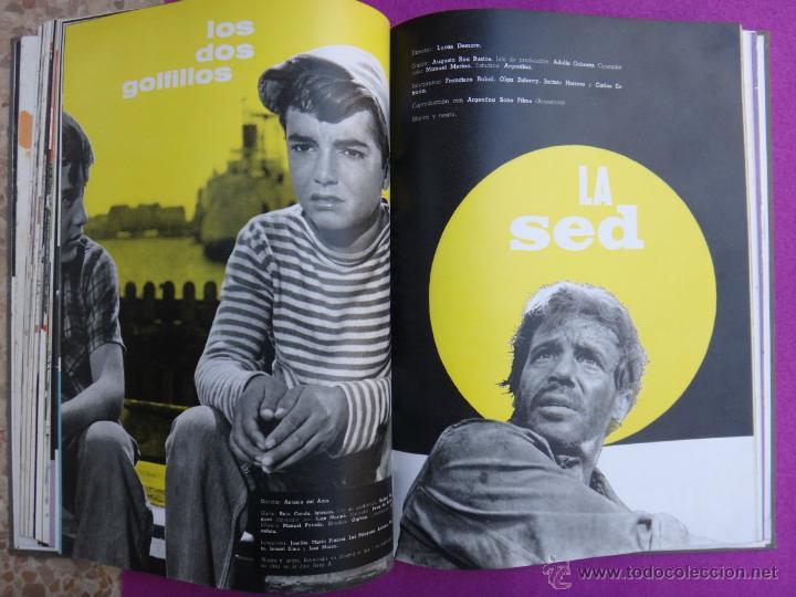 Cine: ESPECTACULAR LIBRO, GUIA , GUIAS CINE , CESAREO GONZALEZ, SUEVIA FILMS, 1940 1965 , VER FOTOS - Foto 12 - 40367554