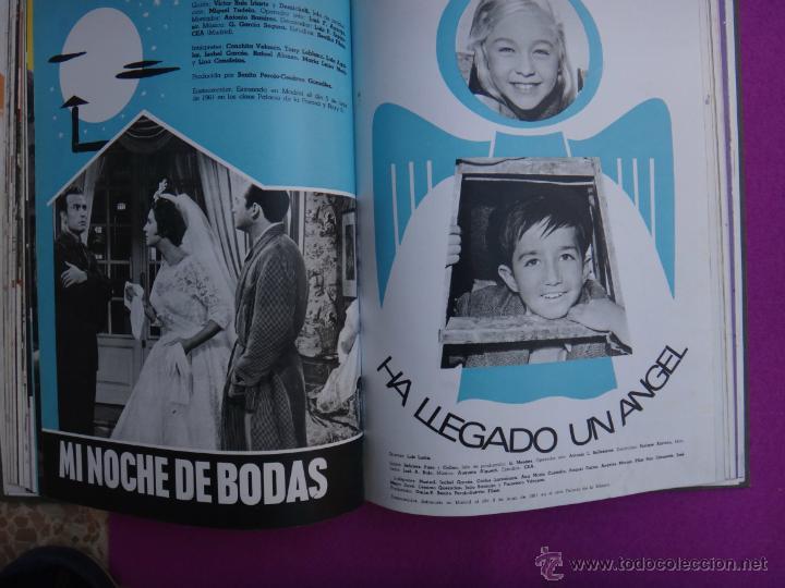 Cine: ESPECTACULAR LIBRO, GUIA , GUIAS CINE , CESAREO GONZALEZ, SUEVIA FILMS, 1940 1965 , VER FOTOS - Foto 13 - 40367554