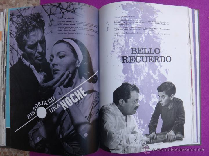 Cine: ESPECTACULAR LIBRO, GUIA , GUIAS CINE , CESAREO GONZALEZ, SUEVIA FILMS, 1940 1965 , VER FOTOS - Foto 14 - 40367554