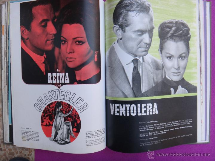 Cine: ESPECTACULAR LIBRO, GUIA , GUIAS CINE , CESAREO GONZALEZ, SUEVIA FILMS, 1940 1965 , VER FOTOS - Foto 15 - 40367554